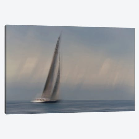 It Was A Nice Day Canvas Print #OXM5694} by Tamara Brnelić Canvas Art Print