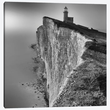 Belle Tout Lighthouse Canvas Print #OXM5700} by Tomas Klim Canvas Artwork