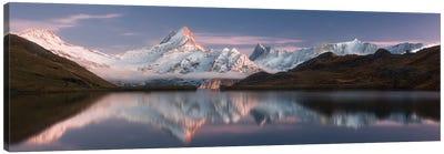 Lake Bahalpsee Canvas Art Print