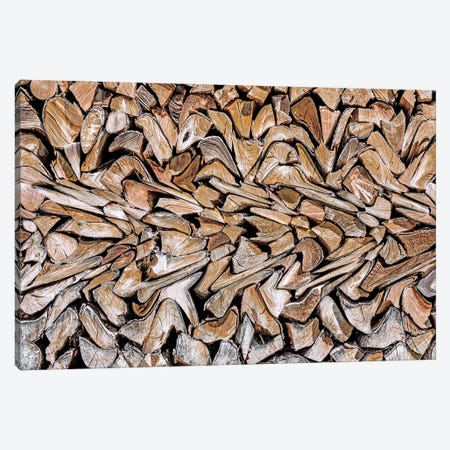Against The Grain Canvas Print #OXM5714} by Wayne Pearson Canvas Art