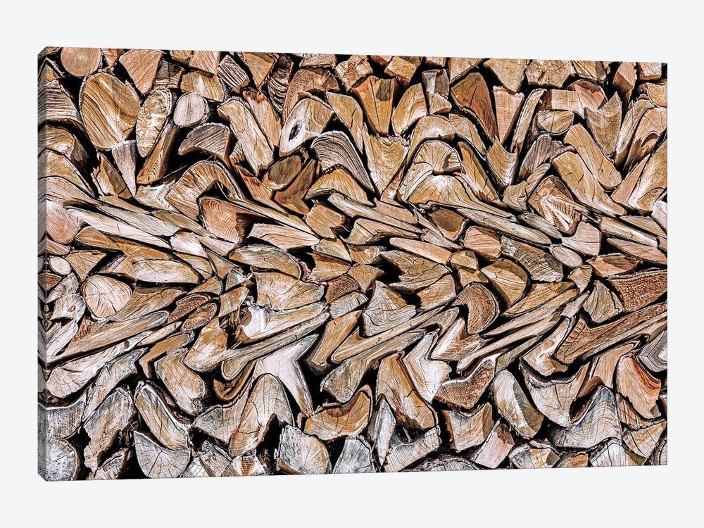 Against The Grain by Wayne Pearson 1-piece Art Print