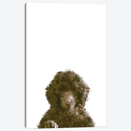 The Dog Canvas Print #OXM5767} by 1X Studio Ii Canvas Art Print