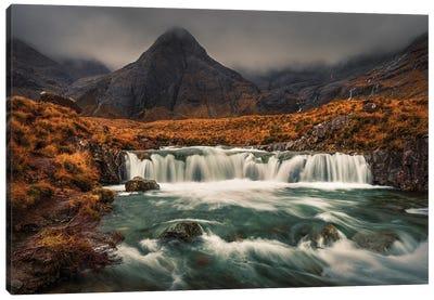 Visions Of Scotland I Canvas Art Print