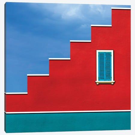 Steps Canvas Print #OXM5798} by Alfonso Novillo Art Print