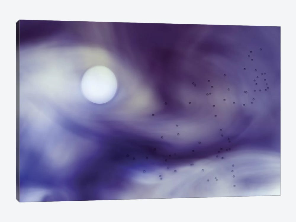 Passage Into The Unknown by Carola Onkamo 1-piece Canvas Wall Art