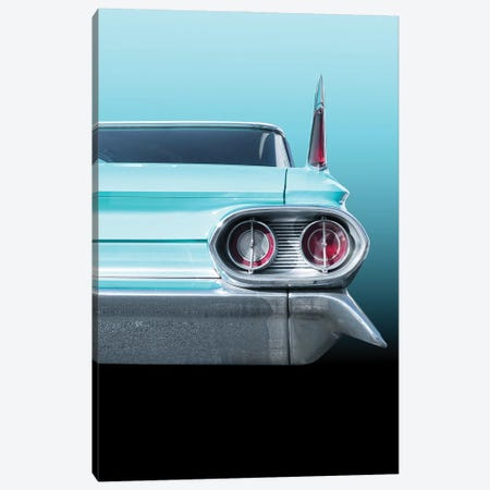 US Classic Car 1961 Sedan Deville Canvas Print #OXM5832} by Beate Gube Canvas Artwork