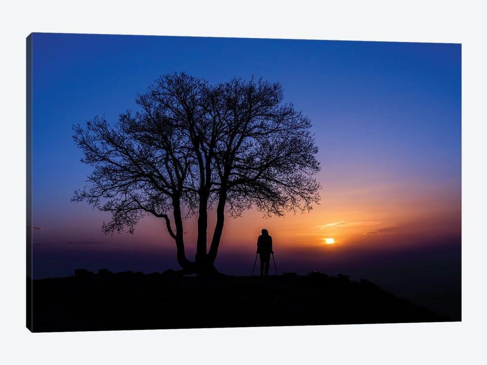 Sunset by Emir Bagci 1-piece Art Print
