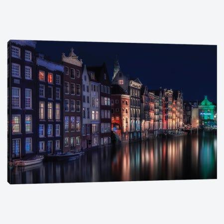Amsterdam Colors II Canvas Print #OXM5882} by Fran Osuna Canvas Art Print