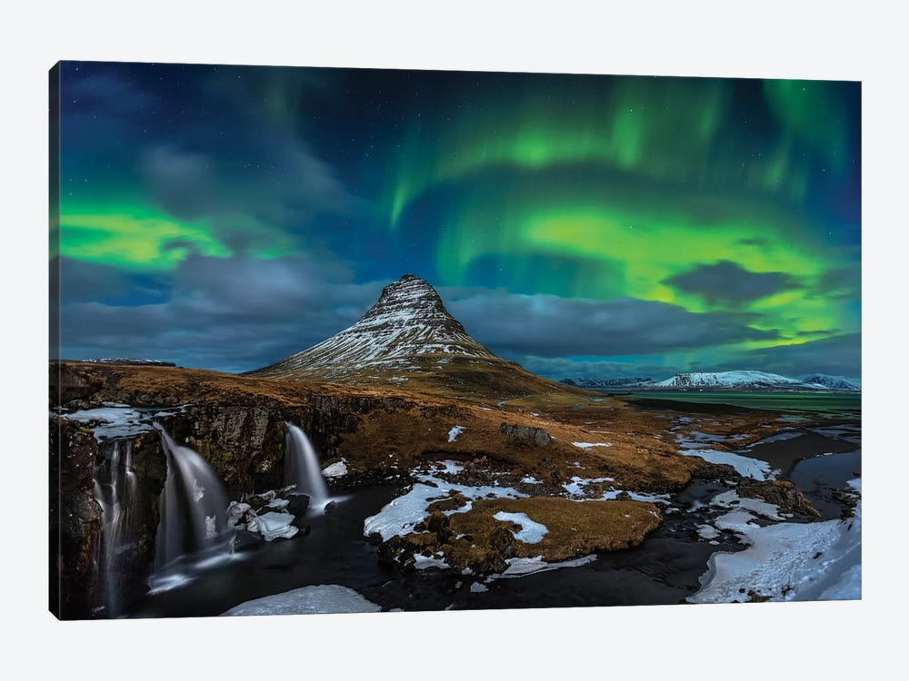 Magic Night by Dr. Nicholas Roemmelt 1-piece Canvas Artwork