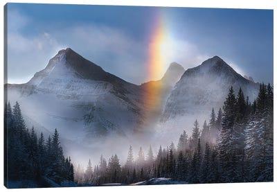 Nature'S Dreamscape Canvas Art Print