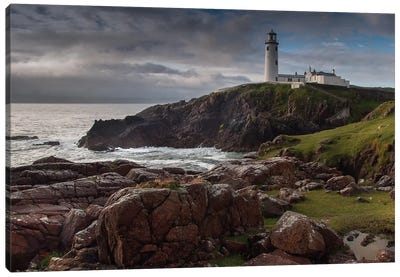 Lighthouse Canvas Art Print