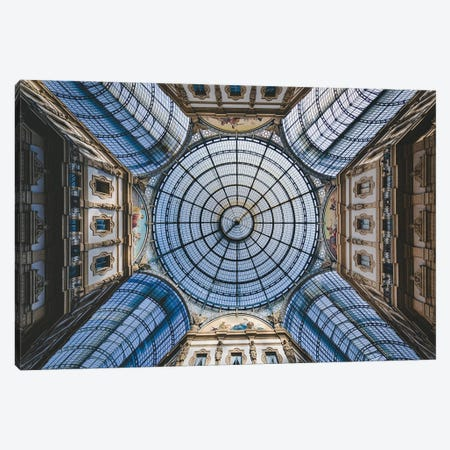 Gallery Of Milan Canvas Print #OXM6002} by Marco Tagliarino Canvas Art Print