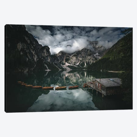 Paradise On Earth Canvas Print #OXM6004} by Marco Tagliarino Canvas Artwork
