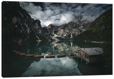 Paradise On Earth Canvas Art Print
