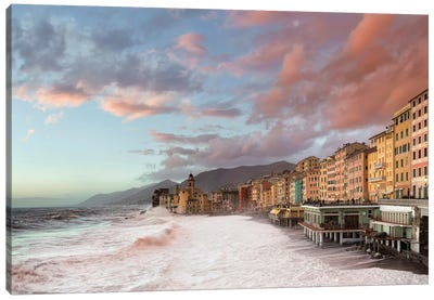 Camogli Canvas Art Print