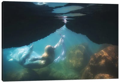 Atlantis Fairy Tale V Canvas Art Print
