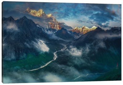 What A Wonderful World! Canvas Art Print