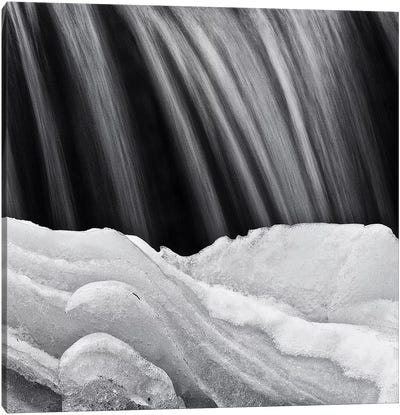 Moving Waters Canvas Art Print