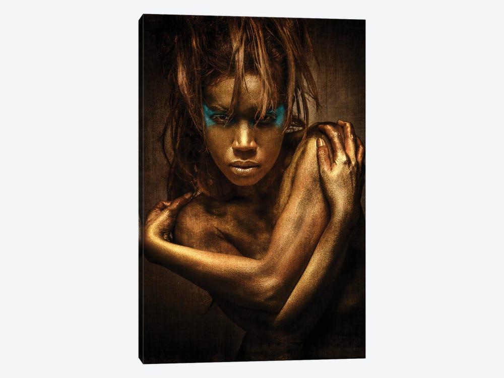 Golden Girl by Siegart 1-piece Art Print