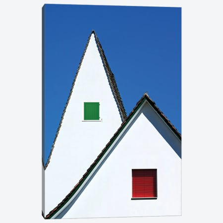 Closed Windows Canvas Print #OXM6114} by Streiff Marcel Canvas Wall Art