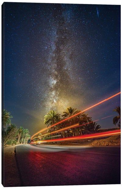 Galaxy Road Canvas Art Print