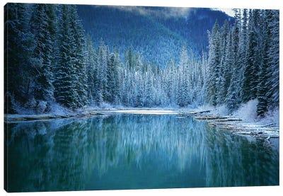 Wonder Winter Land Canvas Art Print