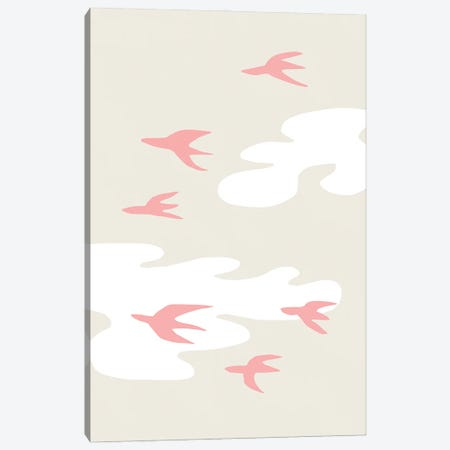 Birds Canvas Print #OXM6169} by 1X Studio Ii Canvas Artwork