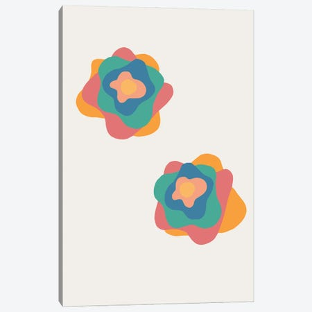 Flowers Canvas Print #OXM6174} by 1X Studio Ii Canvas Artwork