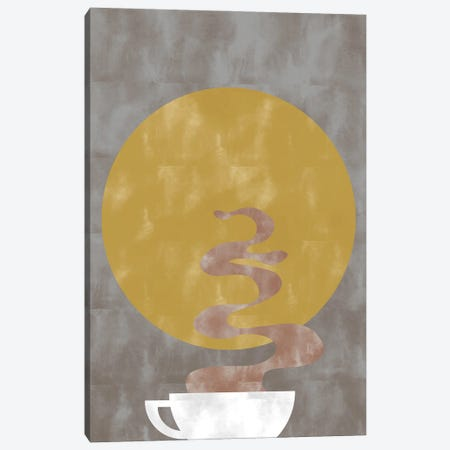 Morning Cup Canvas Print #OXM6183} by 1X Studio Ii Canvas Wall Art