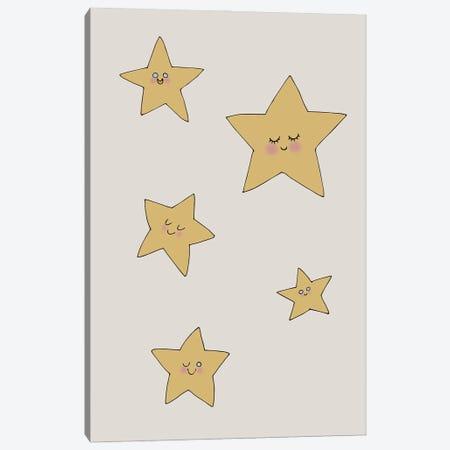 Stars Canvas Print #OXM6190} by 1X Studio Ii Art Print