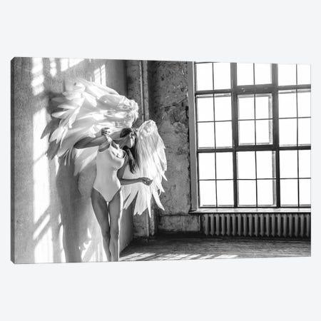Angel I Canvas Print #OXM6206} by Alexander Yakovlev Canvas Artwork