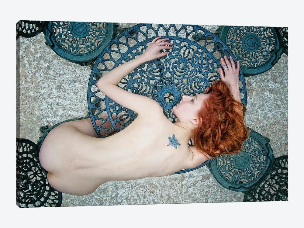 Pixie, Al Fresco by kenp 1-piece Art Print