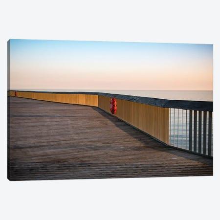 Pier Canvas Print #OXM6310} by Linda Wride Art Print