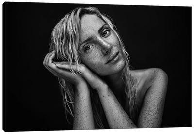 Project Faces Alica Canvas Art Print