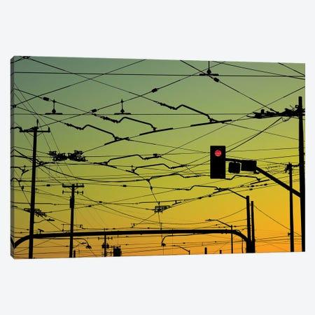 High Voltage Canvas Print #OXM6365} by Robin Wechsler Art Print