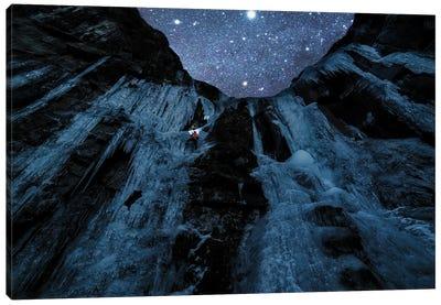 Star Climber Canvas Art Print