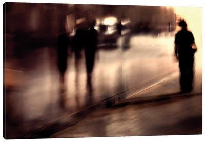 Lost Shadows Canvas Art Print