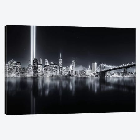 Unforgettable 9-11 Canvas Print #OXM696} by Javier de la Torre Canvas Artwork