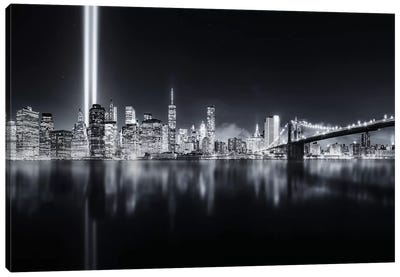 Unforgettable 9-11 Canvas Art Print