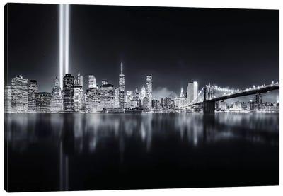 Unforgettable 9-11 Canvas Print #OXM696