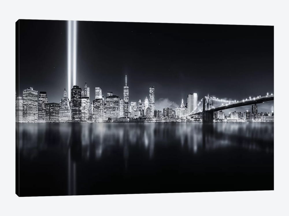 Unforgettable 9-11 1-piece Canvas Artwork