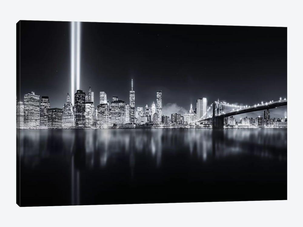 Unforgettable 9-11 by Javier de la Torre 1-piece Canvas Artwork