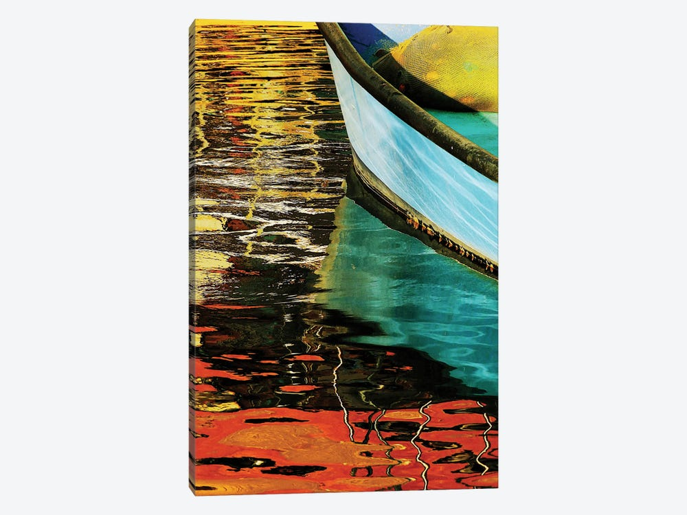Boat by Elson 1-piece Canvas Art Print
