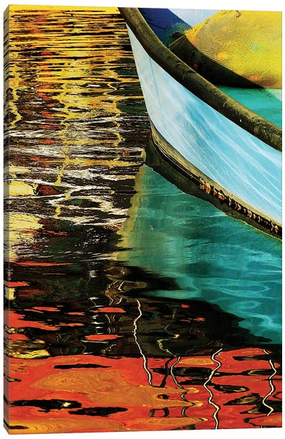 Boat II Canvas Art Print