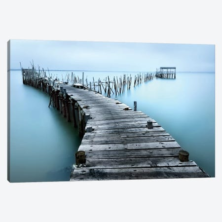 Carrasqueira II 3-Piece Canvas #OXM708} by Jesús M. García Canvas Print