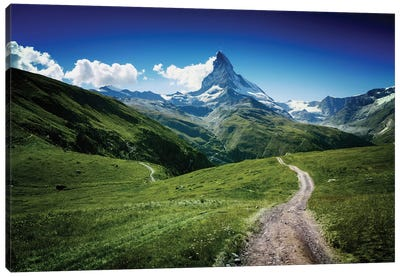 Matterhorn II Canvas Art Print