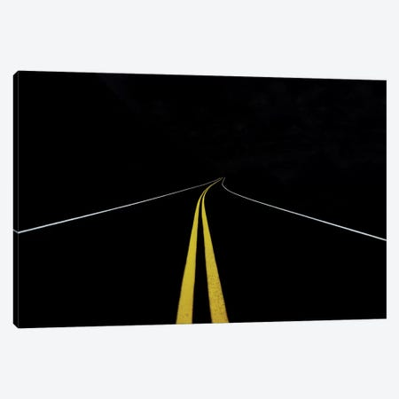 The Road To Nowhere 3-Piece Canvas #OXM76} by Roland Shainidze Art Print