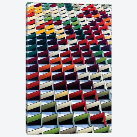 Origami Canvas Print #OXM83} by Jared Lim Art Print