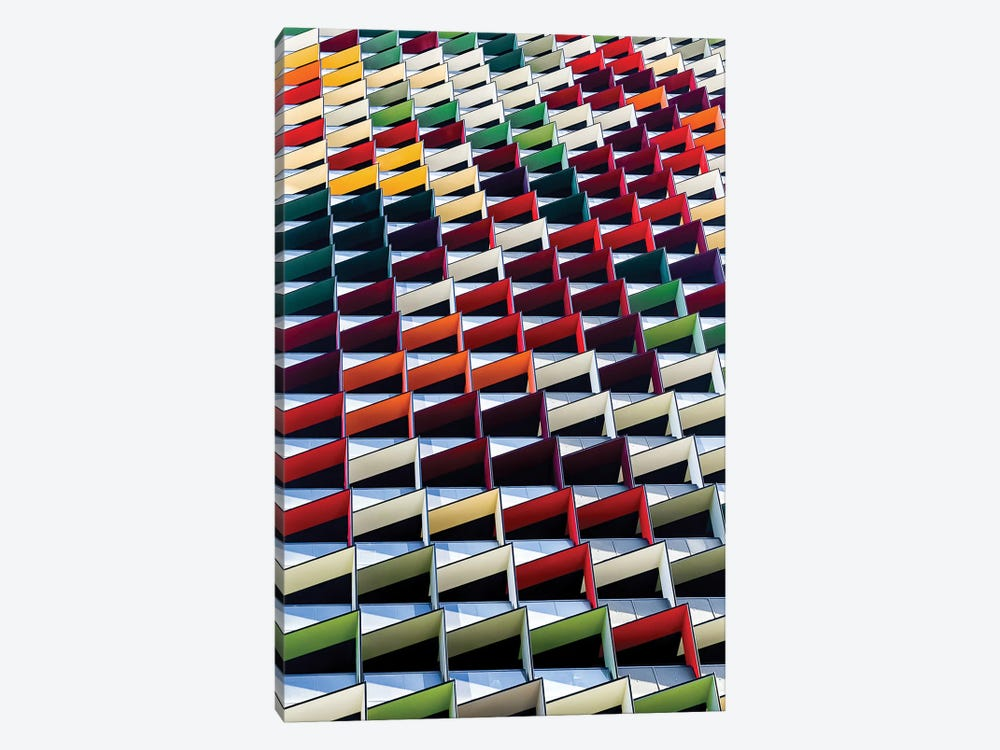 Origami by Jared Lim 1-piece Canvas Print