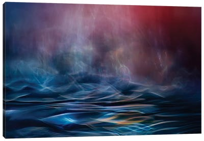Untitled IV by Willy Marthinussen Canvas Wall Art